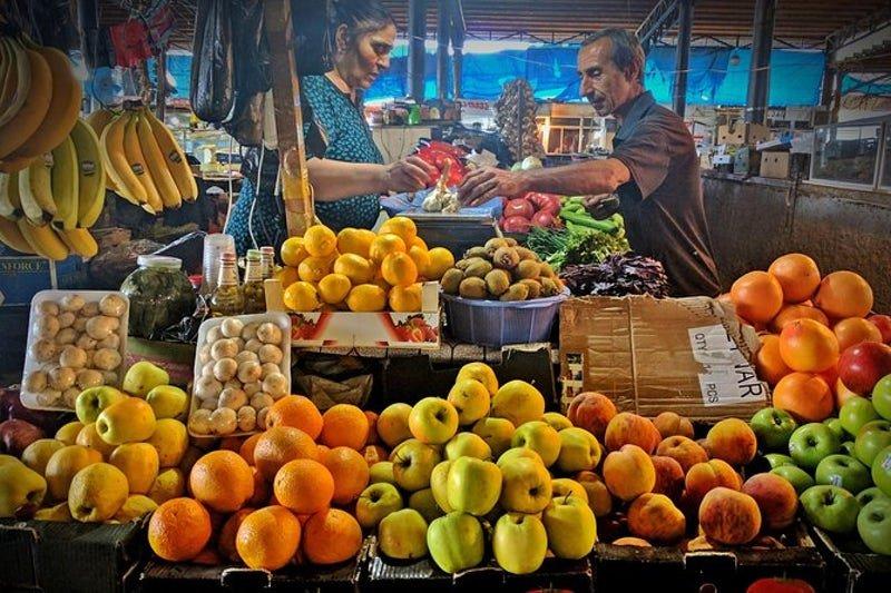 Fruits and Vegetables Market