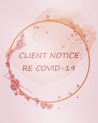 Salon Reopening - COVID SAFE