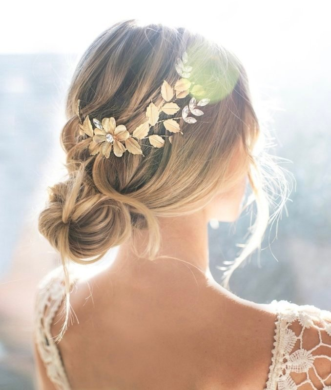 Wedding / Bridal & Special Occasion Hair Styling