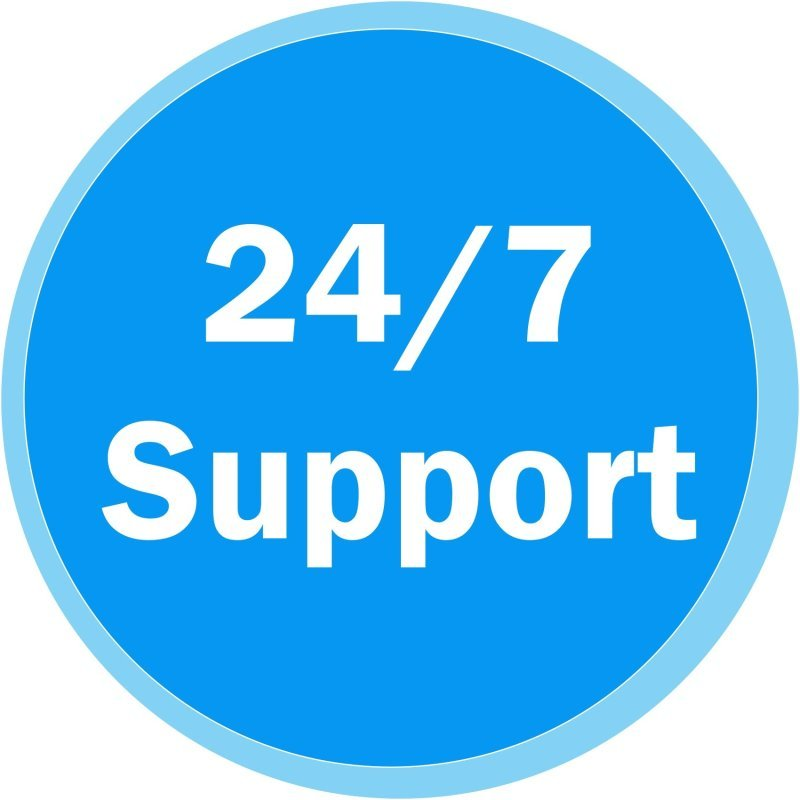 24/7 Site Support