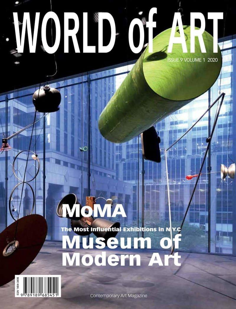 World of Art Publications.  2020.   London