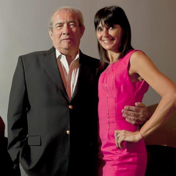 Paula Crosa y JC La Falce