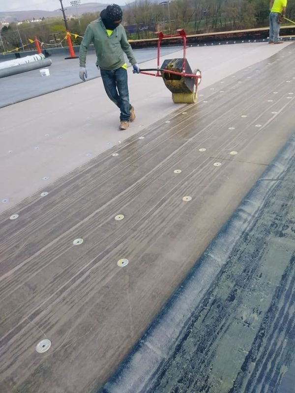EPDM RUBBER ROOFS