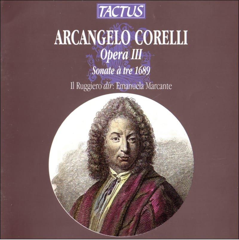 Arcangelo Corelli, Sonate a tre op. III