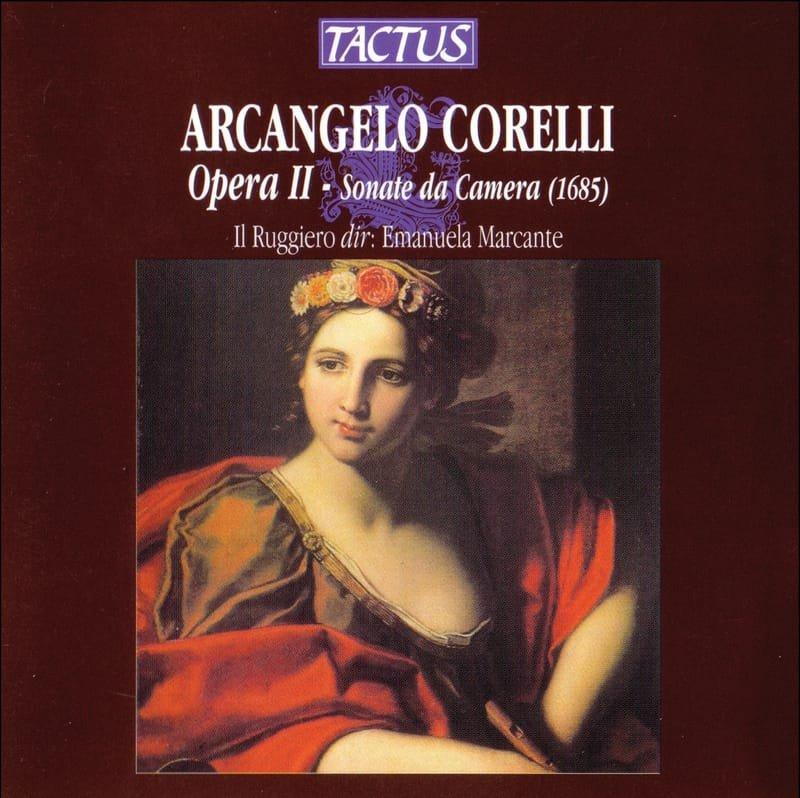 Arcangelo Corelli, Sonate a tre op. II