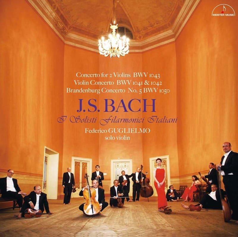 Johann Sebastian Bach, Violin Concertos