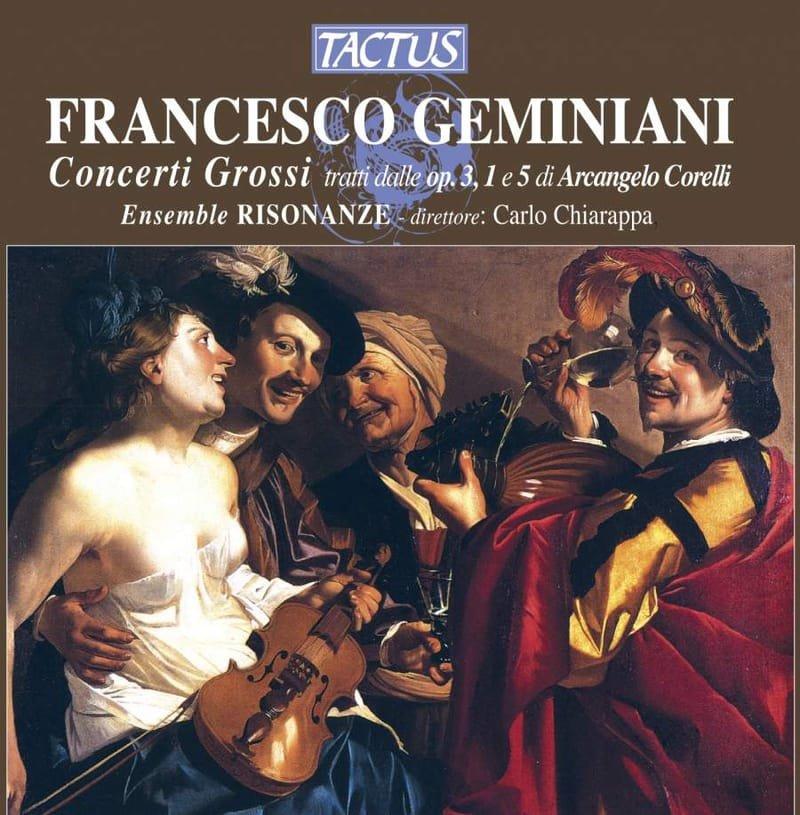 Francesco Geminiani, Concerti Grossi