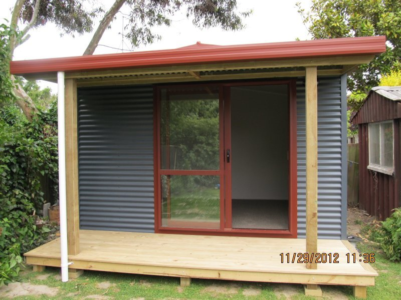 Sleep Out Cabin
