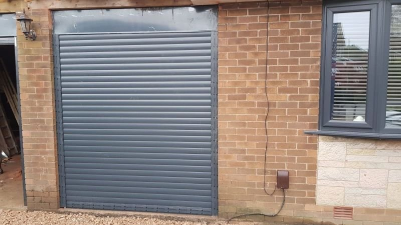 Roller Garage Doors Liverpool