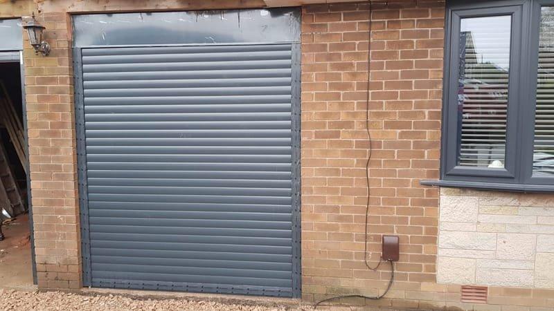 Roller Garage Doors Blackburn