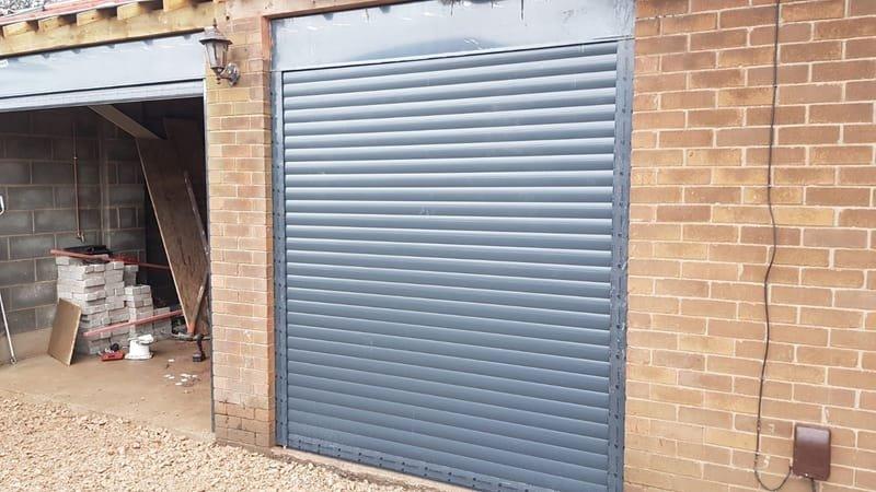 Roller Garage Doors Preston