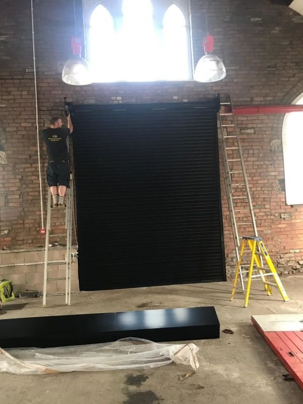 Roller Shutters Westhoughton