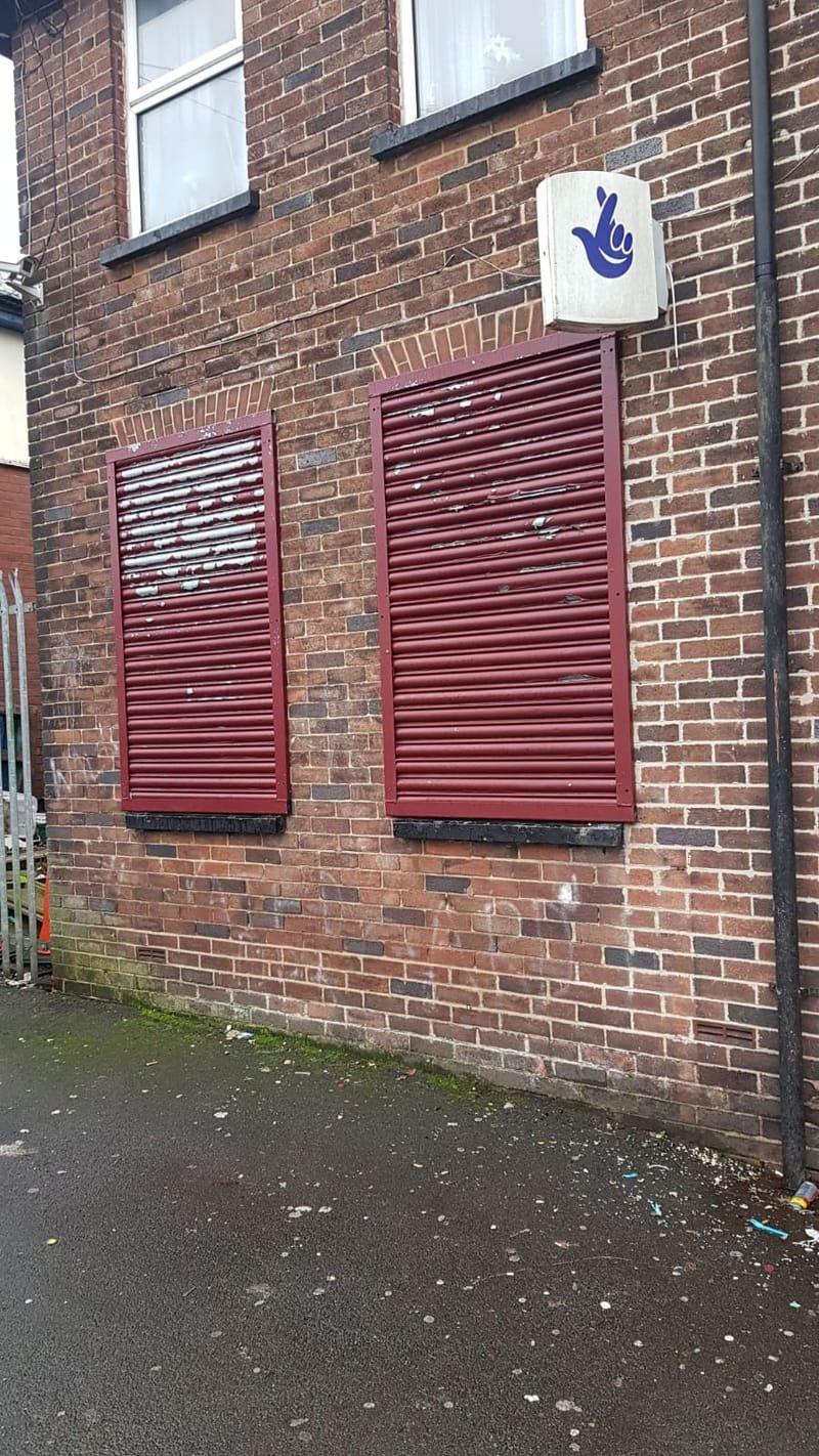 Roller Shutter Repairs Burnley