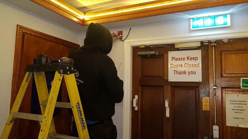 Roller Shutter Repairs Blackpool