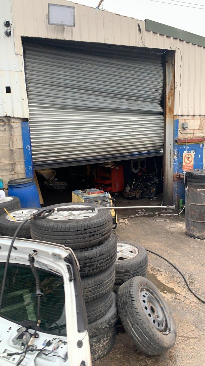 Emergency Roller Shutter Repairs Manchester   Call UK Doors & Shutters!