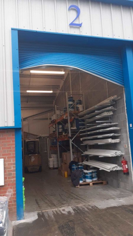 Emergency Roller Shutter Repairs Blackpool