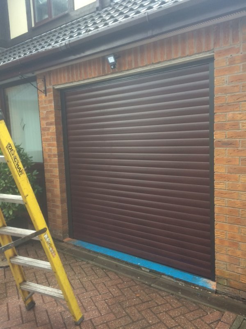 Garage Roller Shutter Repairs Liverpool