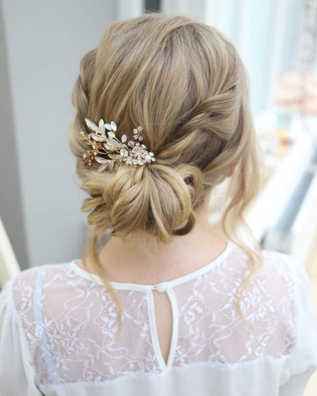 Bridal Party Hairstyling