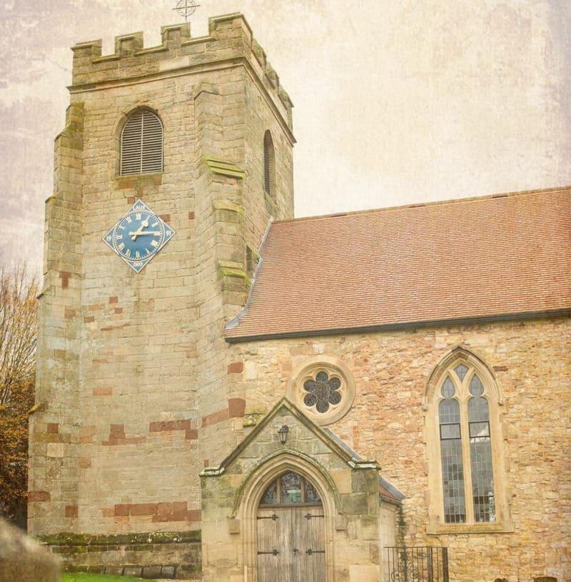 St Nicholas Parish Church