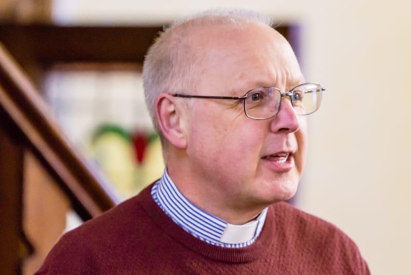 Rev Paul Braisdell