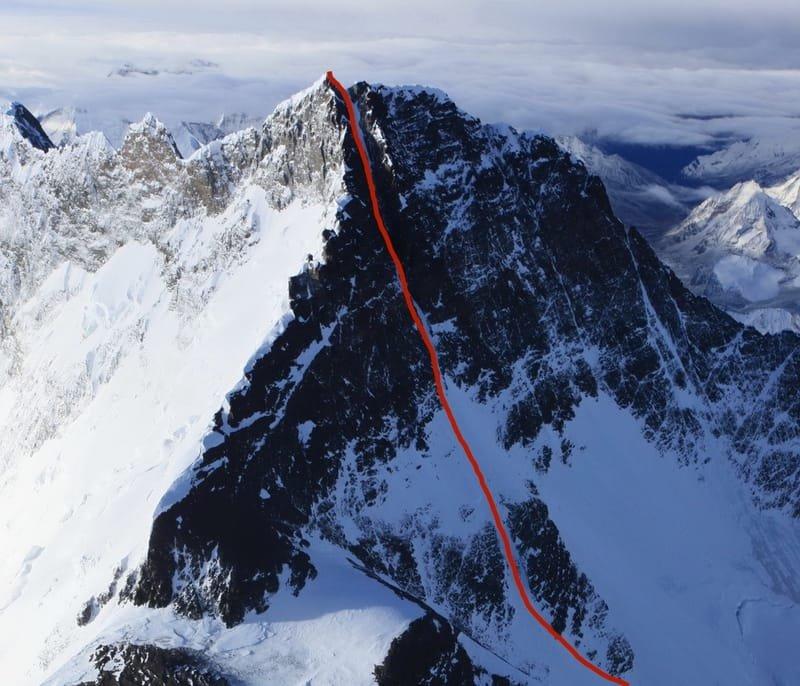 Восхождение на Лхоцзе 8516 - 2021, 2022, Непал, Гималаи, программа восхождения, расписание заездов и стоимость тура (цена)