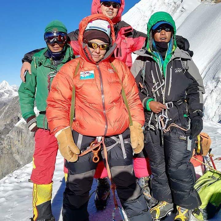 Восхождение на Пик Лобуче Восточная 6119- 2020, 2021, Непал, Гималаи, Программа и стоимость (цена) тура