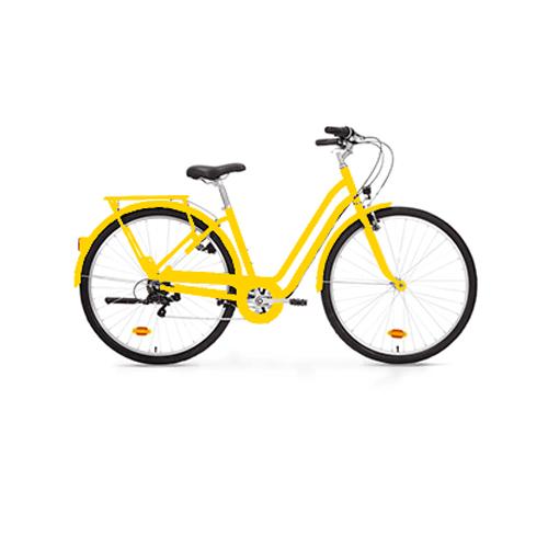 Nos vélos de ville