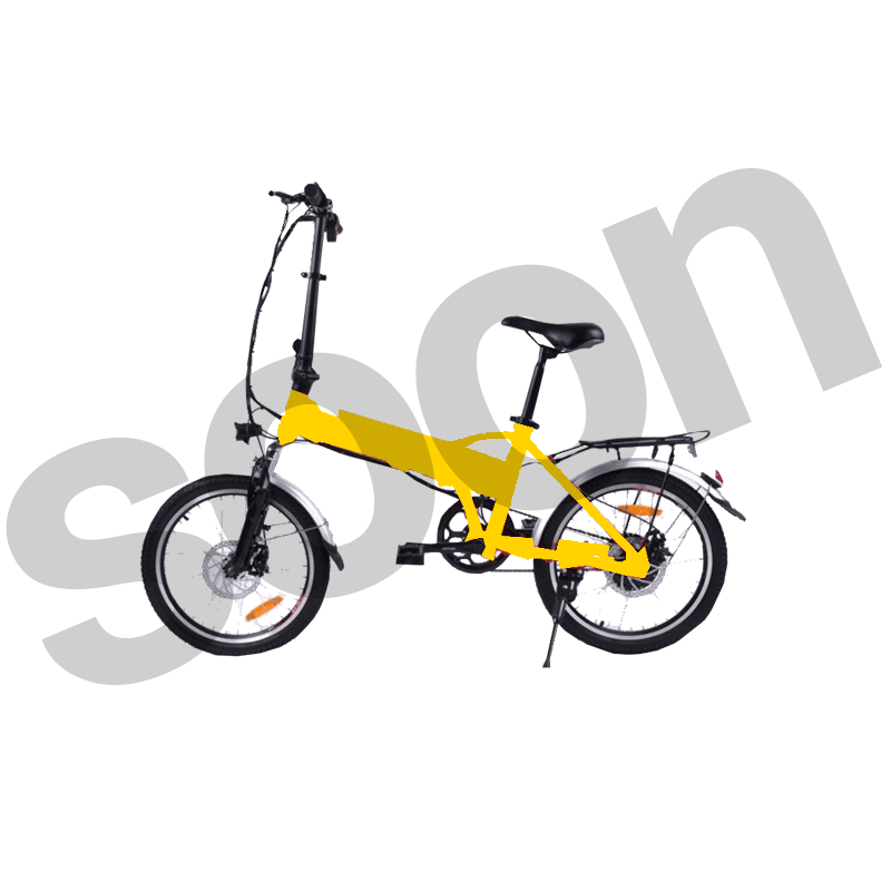 Nos vélos électriques