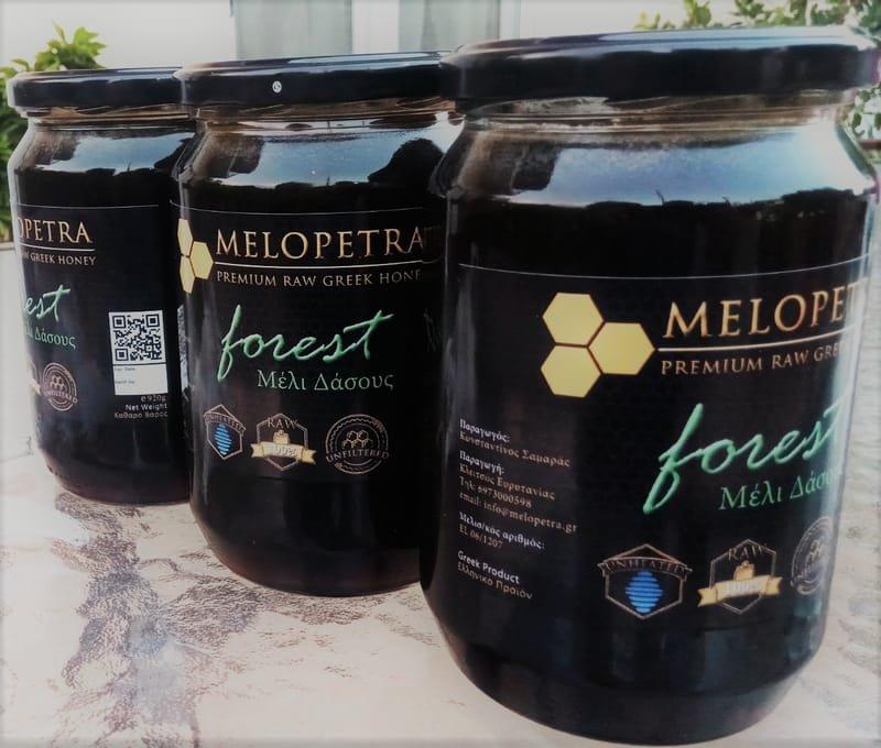 Forest Honey (Oak & Chestnut)