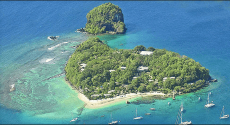 Young Island, St.Vincent