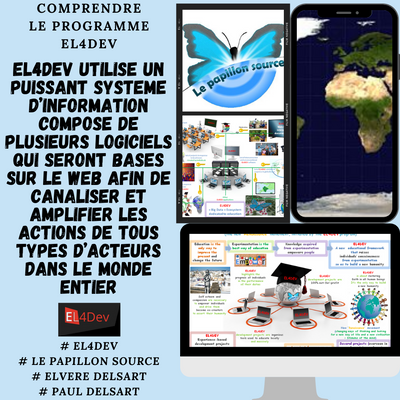Web TV et studios EL4DEV - LE PAPILLON SOURCE - LES COMMUNES CONTRE-ATTAQUENT