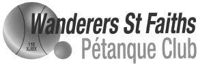 Wanderers Petanque