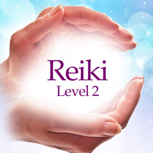 Reiki 2 (Accredited)(£75) in a small group) Sunday 16th May 6.30pm Now FULL