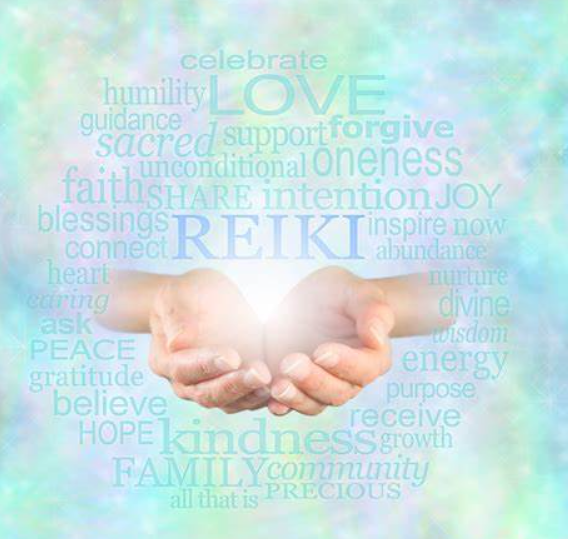 Usui First Degree Reiki over zoom Monday 10th May at 3pm (UK) £60