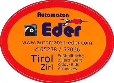 Automaten Eder - Tirol