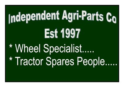 INDEPENDENT AGRIPARTS CO