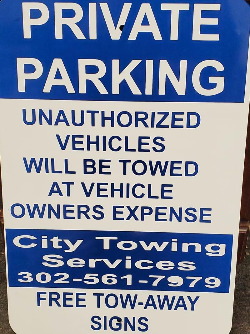 Parking Enforcement