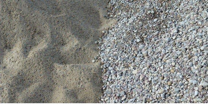 Żwir na beton
