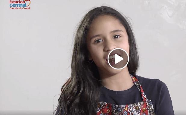 COCINA ALESSANDRINAS NICOLE PREPRARÁ BOMBONES DE CHOCOLATES