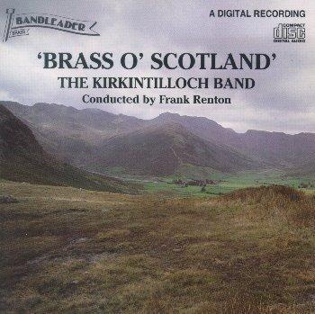 CD Brass  O' Scotland