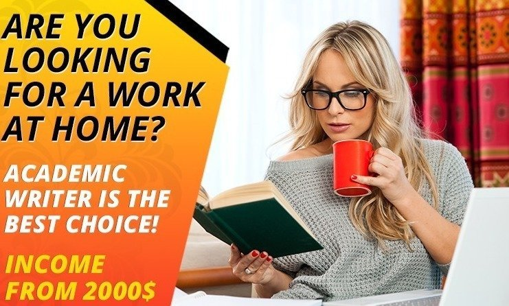 Study Assistance/Work from Home (Tutor)