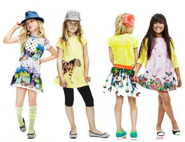 قسم ملابس الاطفال