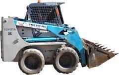 Bob Cat Truck