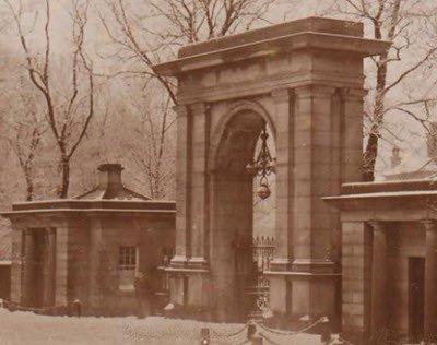 Plantation Gates