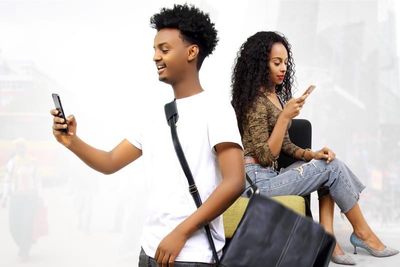 Add minutes to Ethiopian Phones