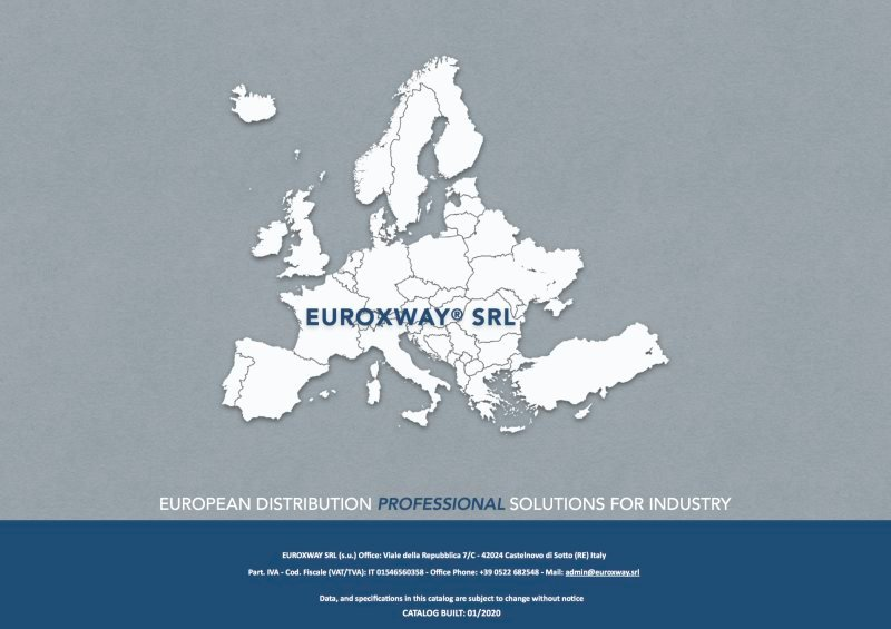 Catalogo generale EUROXWAY