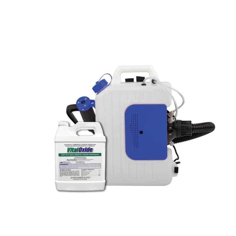 Vital Oxide Electrostatic Fogging