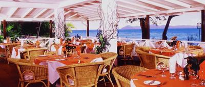 The French Verandah Restaurant