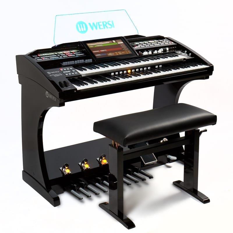 WERSI OAX 600/700