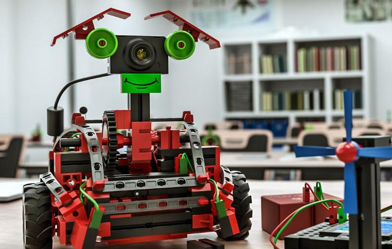 רובוטיקה - פישר טקניק